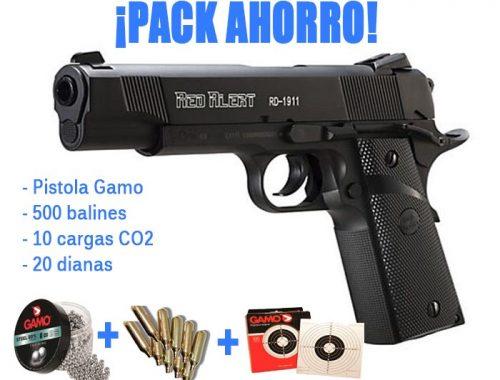 Gamo RD 1911 pack