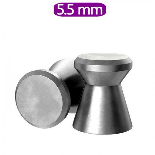 Perdigones Match 5,5mm