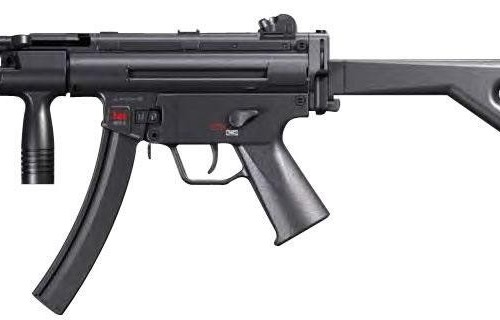 Metralleta MP5 gamo CO2 de balines