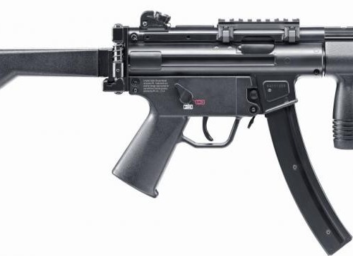 Metralleta MP5 gamo CO2 de perdigones
