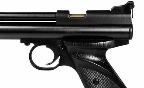 Pistola de balines de plomo Crosman
