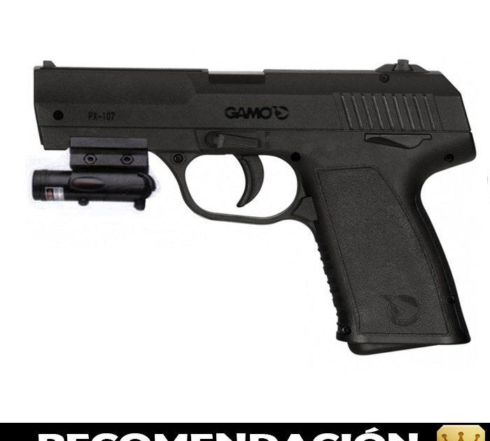 gamo px107 laser