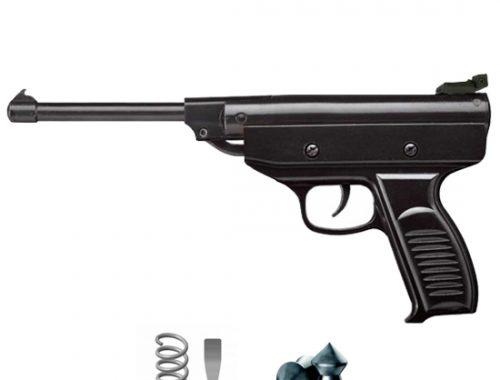 Pistola Zasdar S3