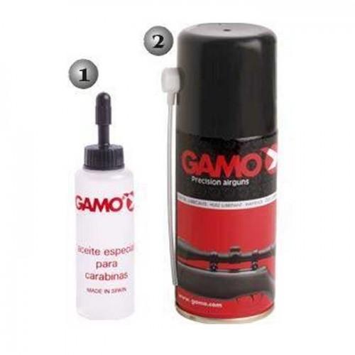Aceite lubricante Gamo