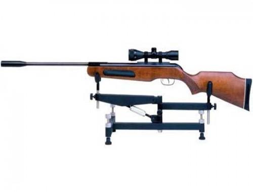 Banco de disparo para carabinas