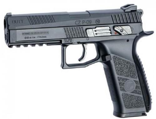 Pistola CZ P 09 de CO2