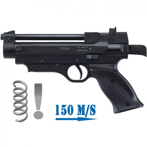 Pistola Cometa Indian
