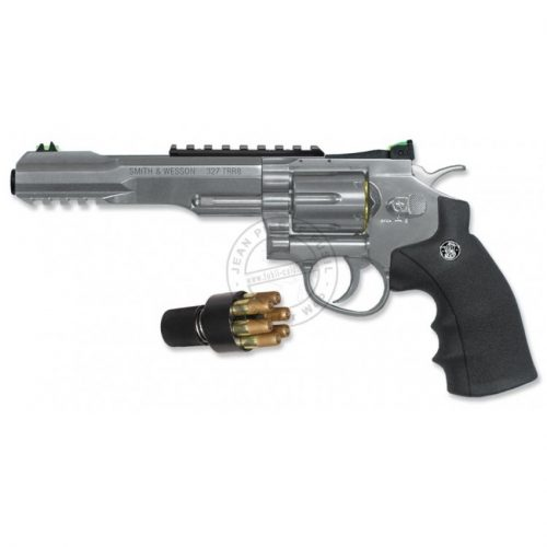 smith and wesson 327 trr8