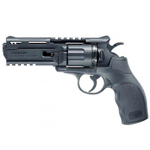 Revolver tornado UX