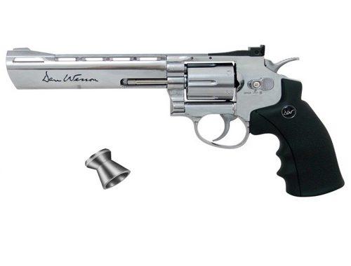 revolver balines asg dan wesson