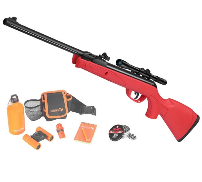 gamo delta red explorer