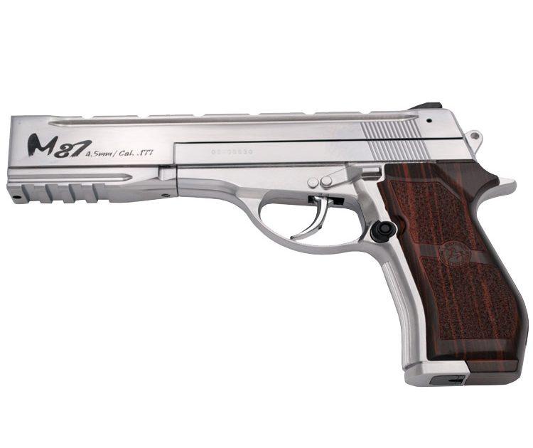 WG M87 Sport 301L plata