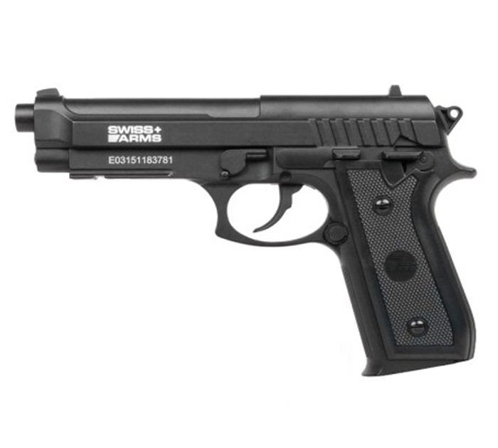 swiss arms p92 blowback