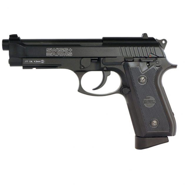 swiss arms p92 blwoback