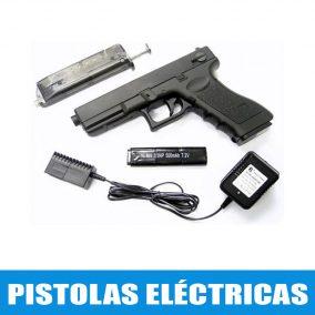 Pistolas eléctricas