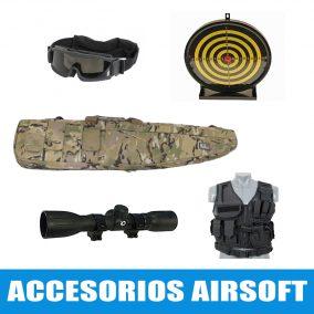Accesorios airsoft