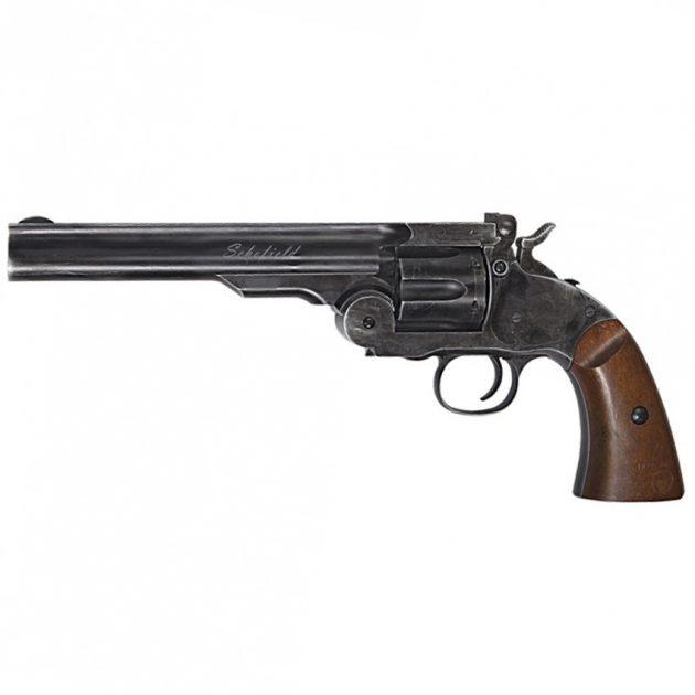 Revolver Schofield 6