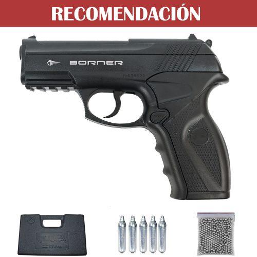 pistola borner c11