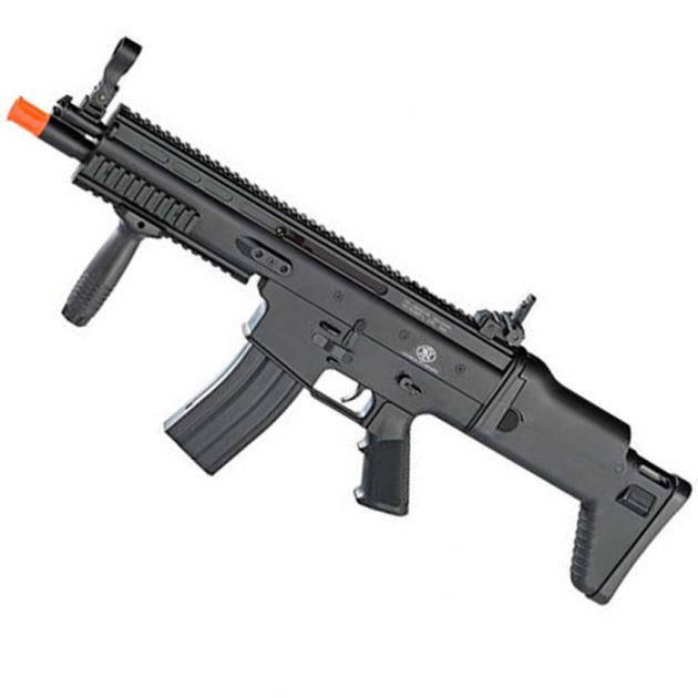FN SPR SCAR-L SPRING NEGRO 200706