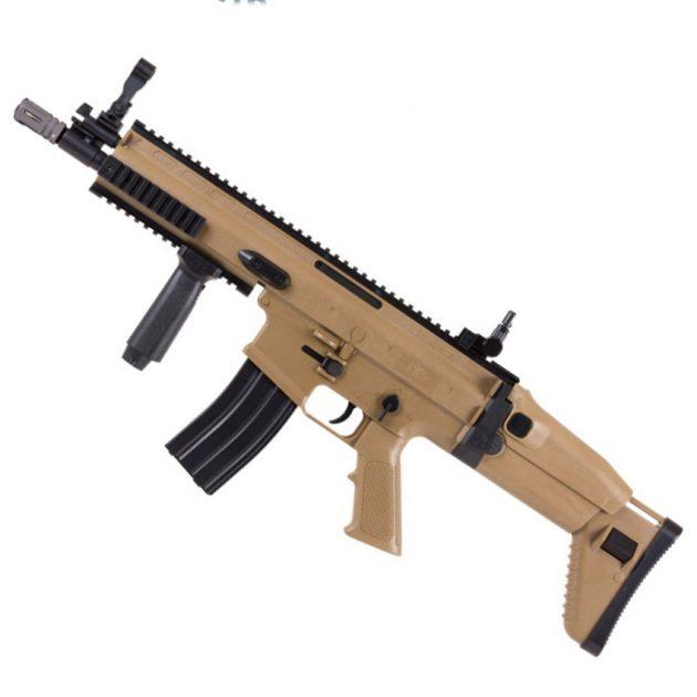 FN SPR SCAR-L muelle TAN 200705