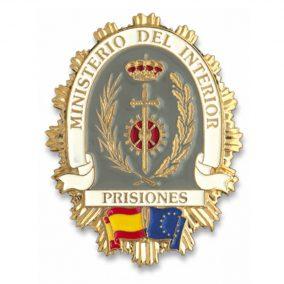 placa prisiones