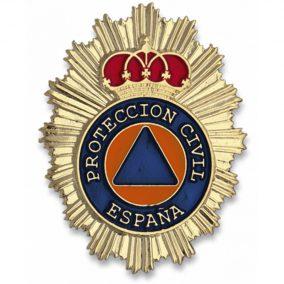placa proteccion civil